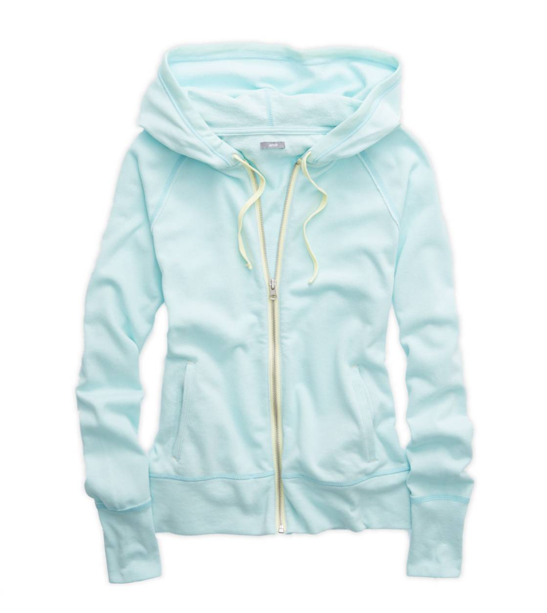 Spring Break Aerie Full Zip Hooded Sweatshirt