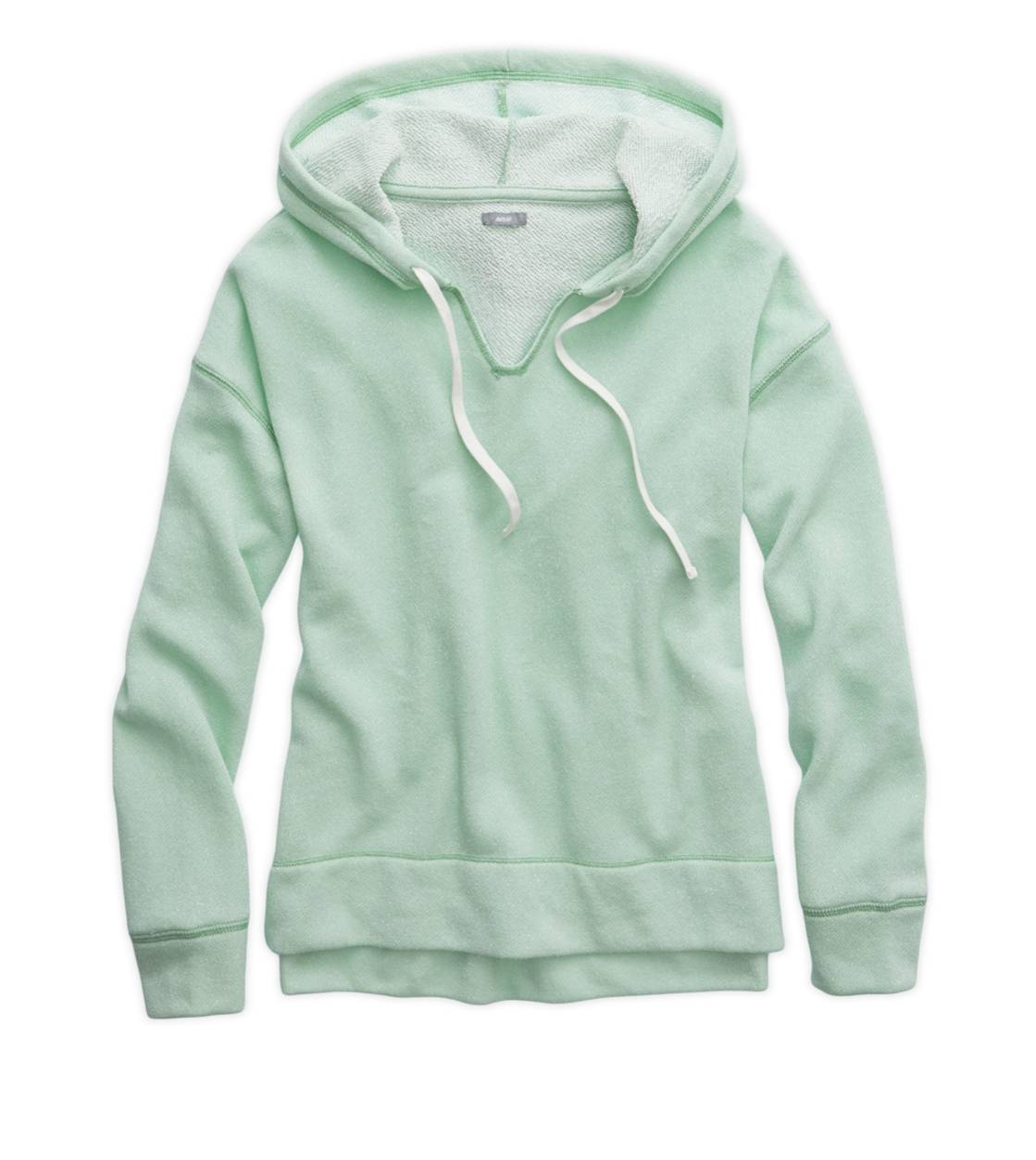 Cupcake Green Aerie Sparkle Hooded Sweatshirt