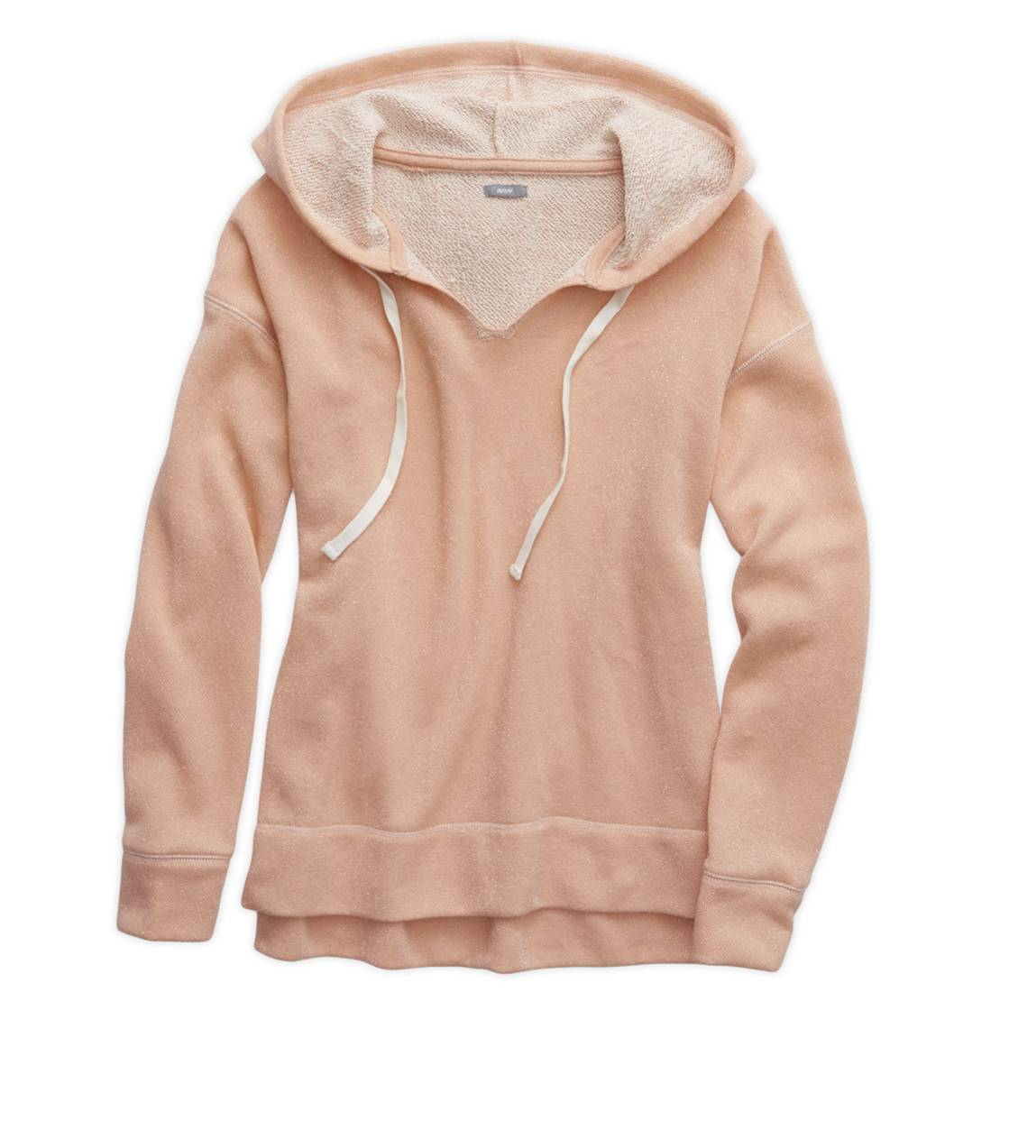 Macaroon Aerie Sparkle Hooded Sweatshirt