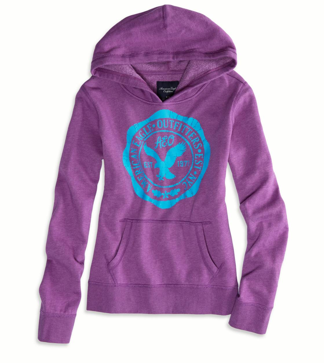 Mighty Aphrodite AEO Factory Hooded Pop Over
