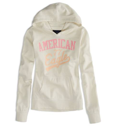 Chalk AEO Factory Hooded Pop Over