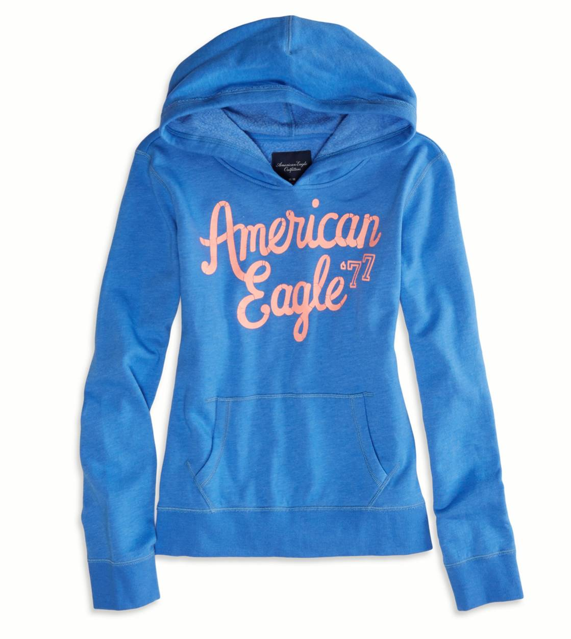 Sapphire Ice AEO Factory Hooded Pop Over