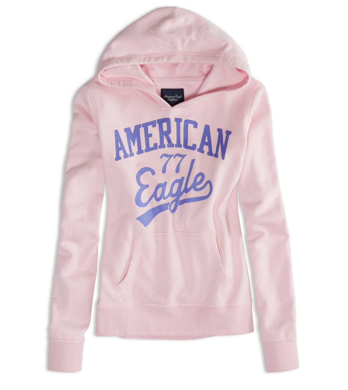 Sweet Lilac AEO Factory Hooded Pop Over