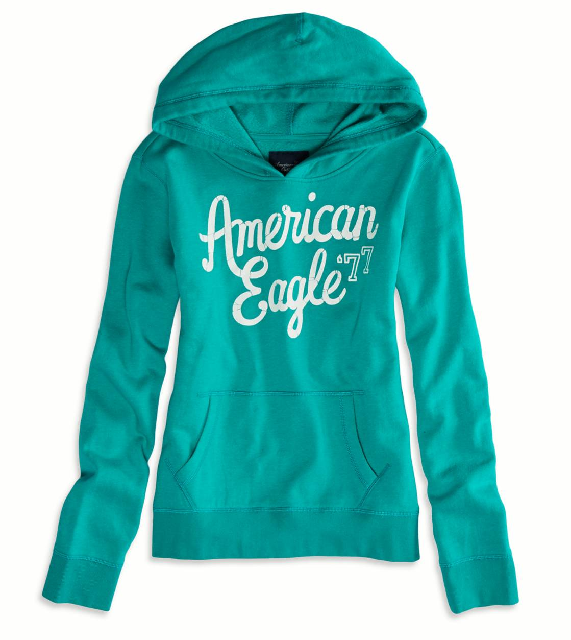Seagrass AEO Factory Hooded Pop Over