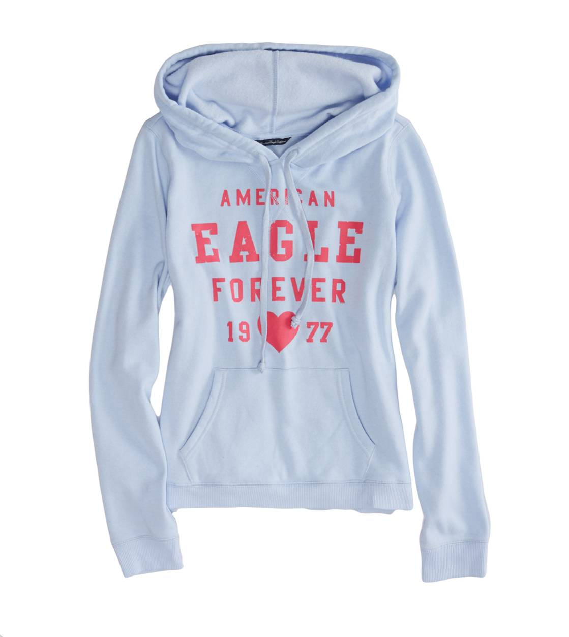 Harbor Fog AEO Factory Hooded Pop Over