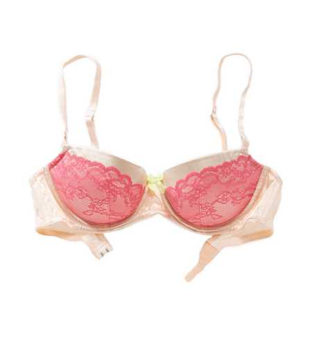 Holly Lace & Shine Pushup Bra - Free Shipping & Returns
