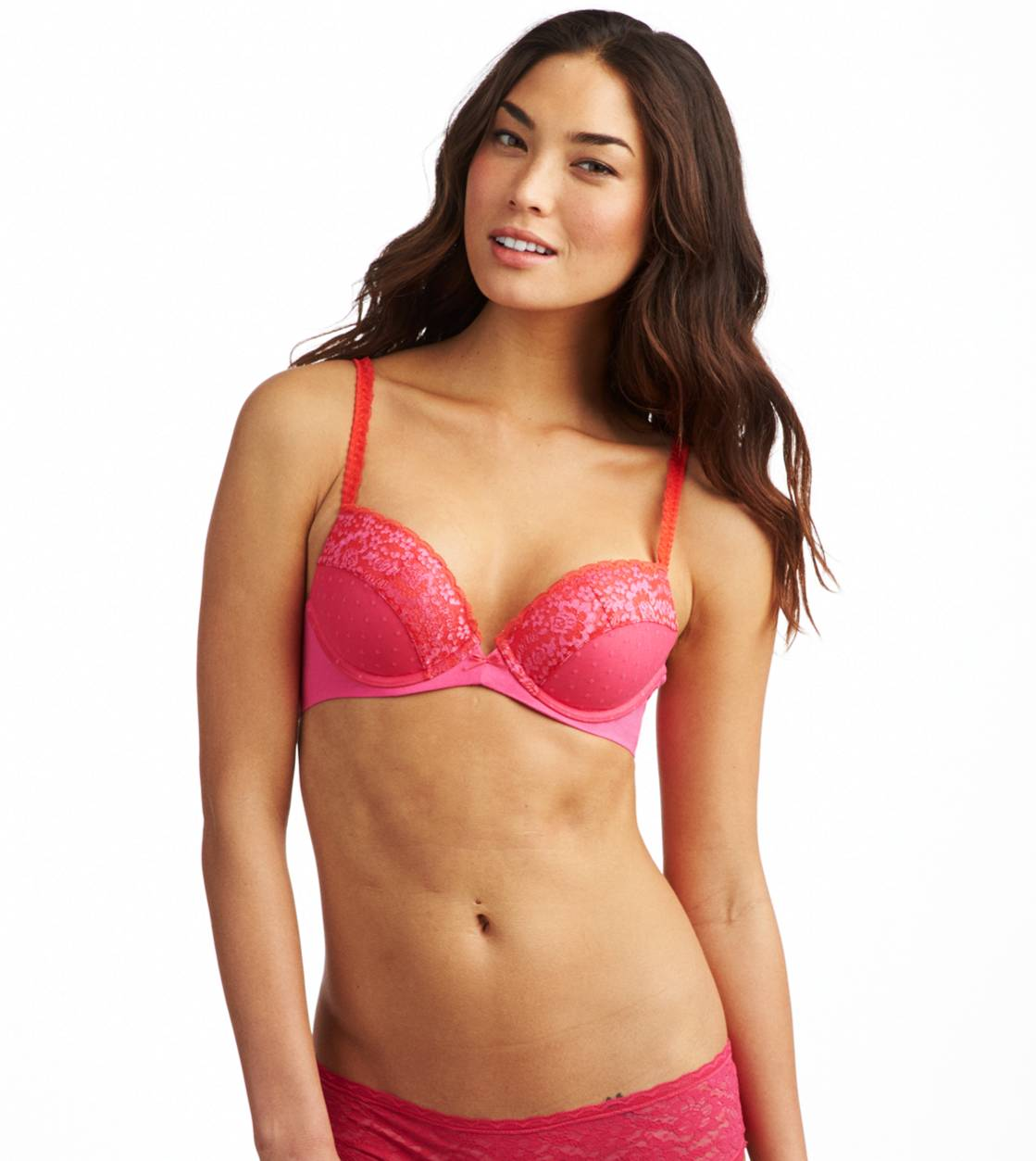 Sweetheart Lexi Lace Pushup Bra