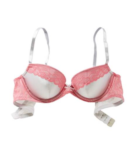 Glacier Grey Reese Pushup Bra