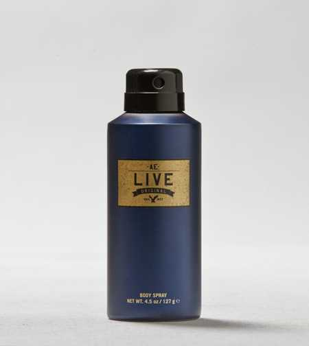 AE Live Body Spray For Him