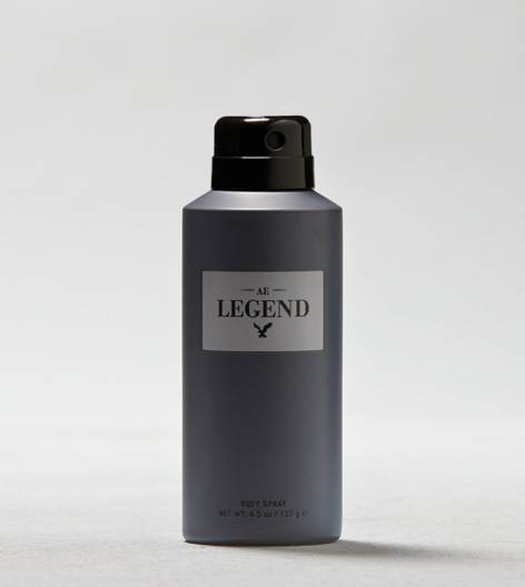 Blue Black AE Legend 4.5 Oz. Body Spray For Him