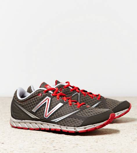 Black New Balance Performance Sneaker