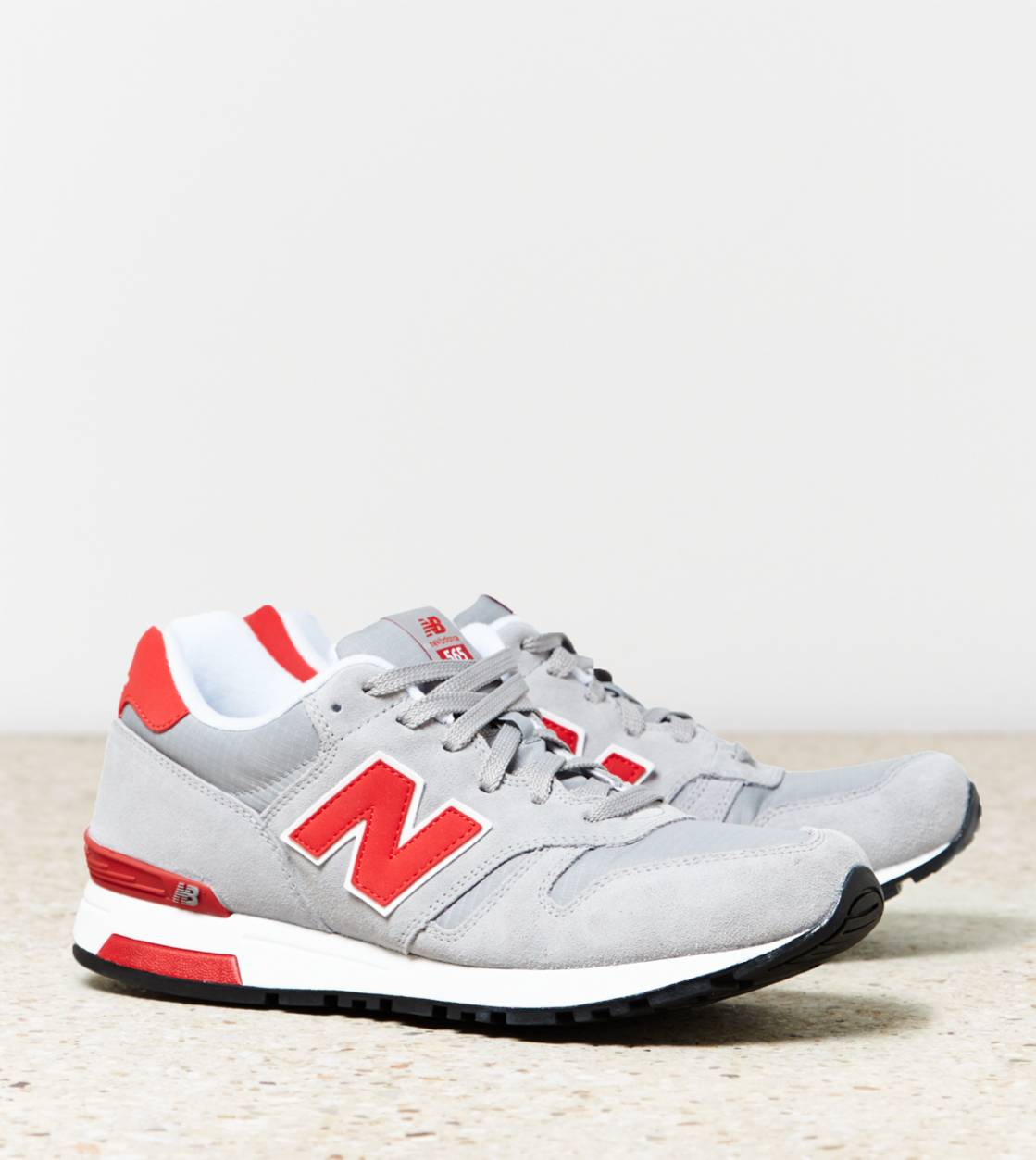 Grey New Balance 565 Sneaker