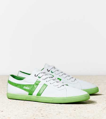 Gola Quota Canvas Sneaker - Free Shipping On Shoes