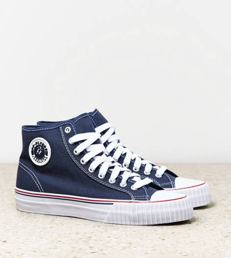 Navy PF Flyers Center Hi Sneaker