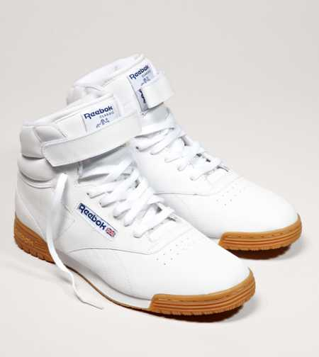 Reebok Ex-O-Fit Hi Sneaker - Free Shipping On Shoes