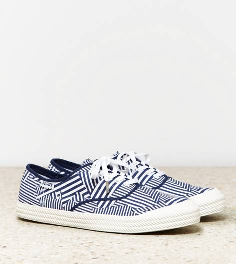 Navy Volley O.C. Sneaker