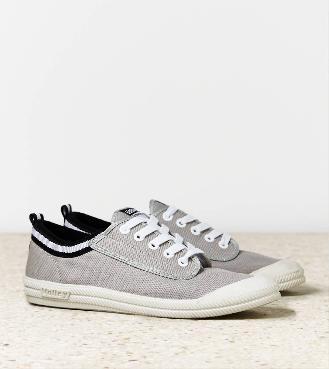 Grey Volley International Sneaker