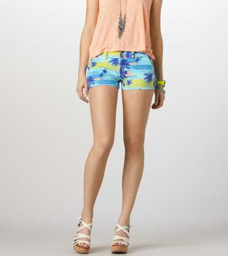 AE Printed Shortie - Take 40% Off