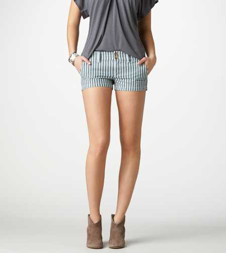 AE Striped Favorite Shortie