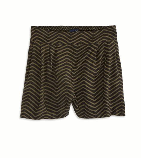 True Black AE Printed Soft Short