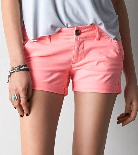 Knockout Pink AE Midi Short