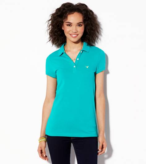 Seagrass AE Short Sleeve Polo