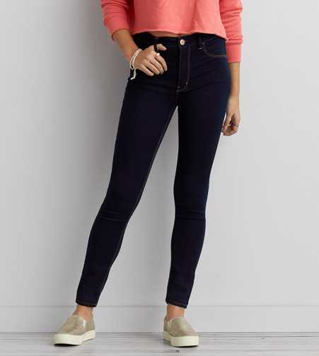 Sky High Jegging - Pure Indigo