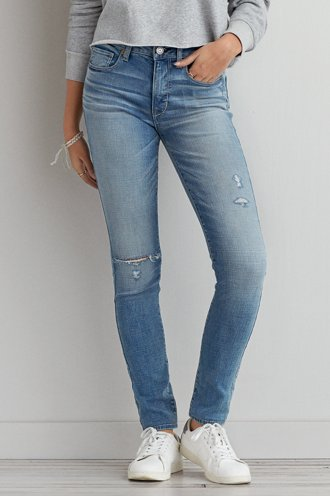 Hi-Rise Skinny Jean - Buy One Get One 50% Off
