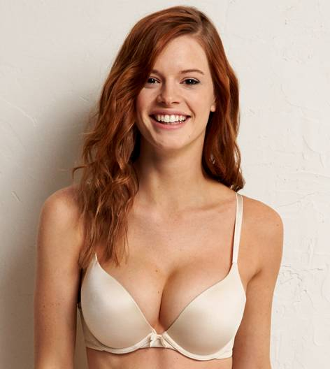 Sand Dollar Brooke Pushup Bra