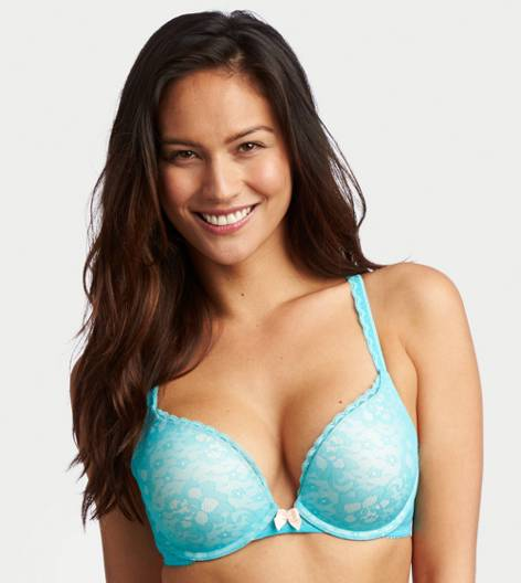 Tropics Brooke Pushup Bra