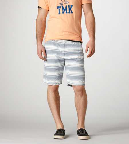 AE Classic Length Striped Short - Take 40% off