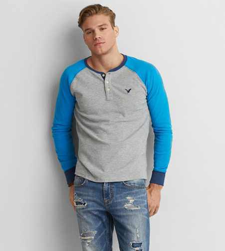 AEO Thermal Henley