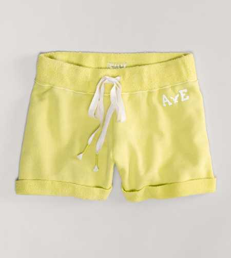 AE French Terry Midi Short