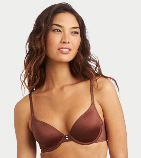 Dark Maple Katie Lightly Lined Bra
