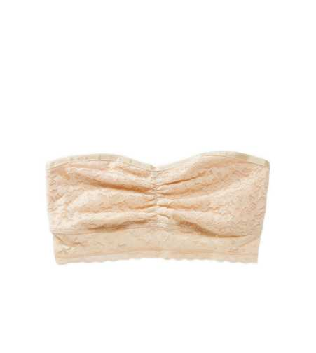 Aerie Signature Lace Bandeau - Free Shipping & Returns