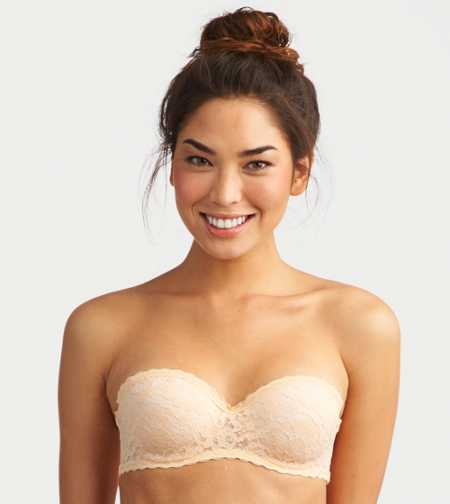 Daisy Underwire Bandeau Bra - Buy One Get One 50% Off