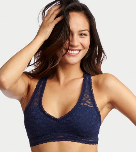 Royal Navy Hide & Peek Plunge Bralette
