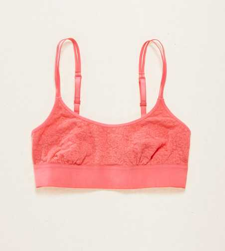 Aerie Lace Strappy Back Bralette - Free Shipping & Returns