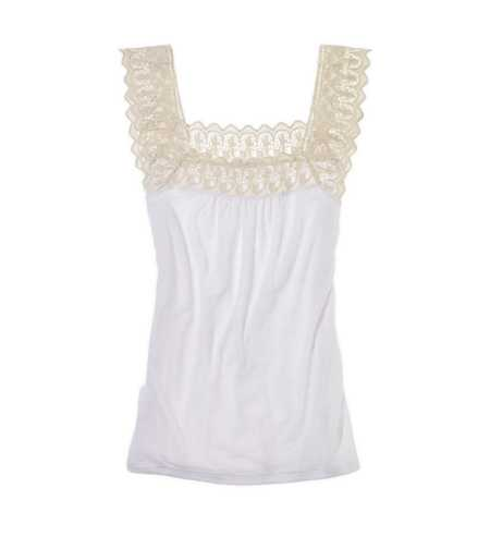 Aerie Crocheted Tank