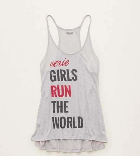Aerie Graphic Tank