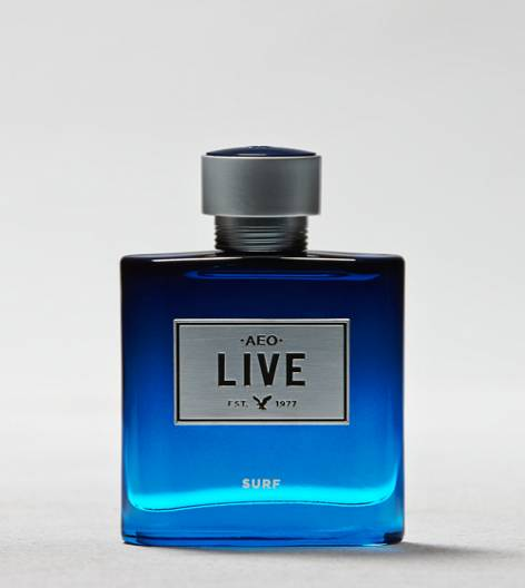 Blue AEO Live Surf Fragrance For Him