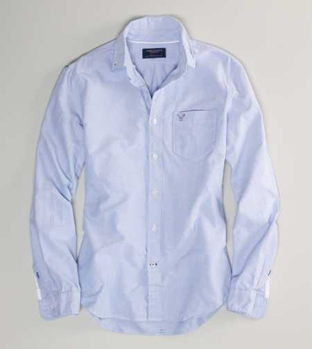 AE Oxford Button-Down - Athletic Fit