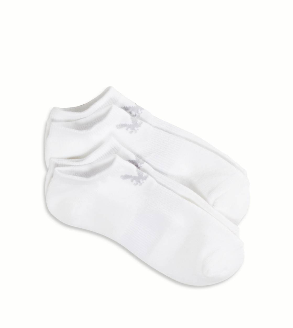 White  AEO Performance Sock 2-Pack