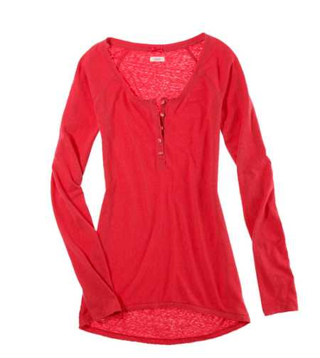 Aerie Warm Your Heart Tee