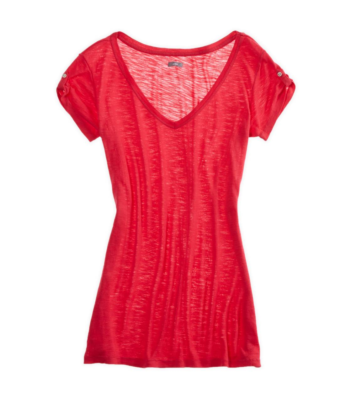 Kissed Aerie V-neck T-shirt