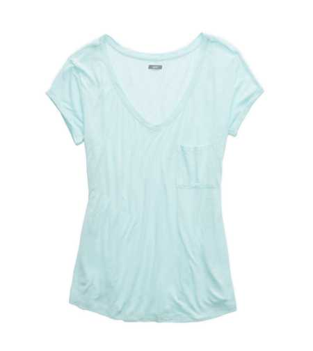 Aerie Boyfriend V-Neck T-Shirt - Buy One Get One 50% Off!