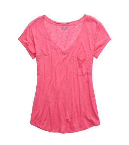 Aerie Boyfriend V-Neck T-Shirt