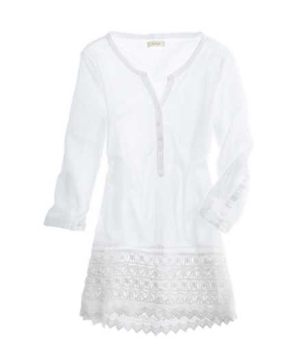 Aerie Crocheted Coverup