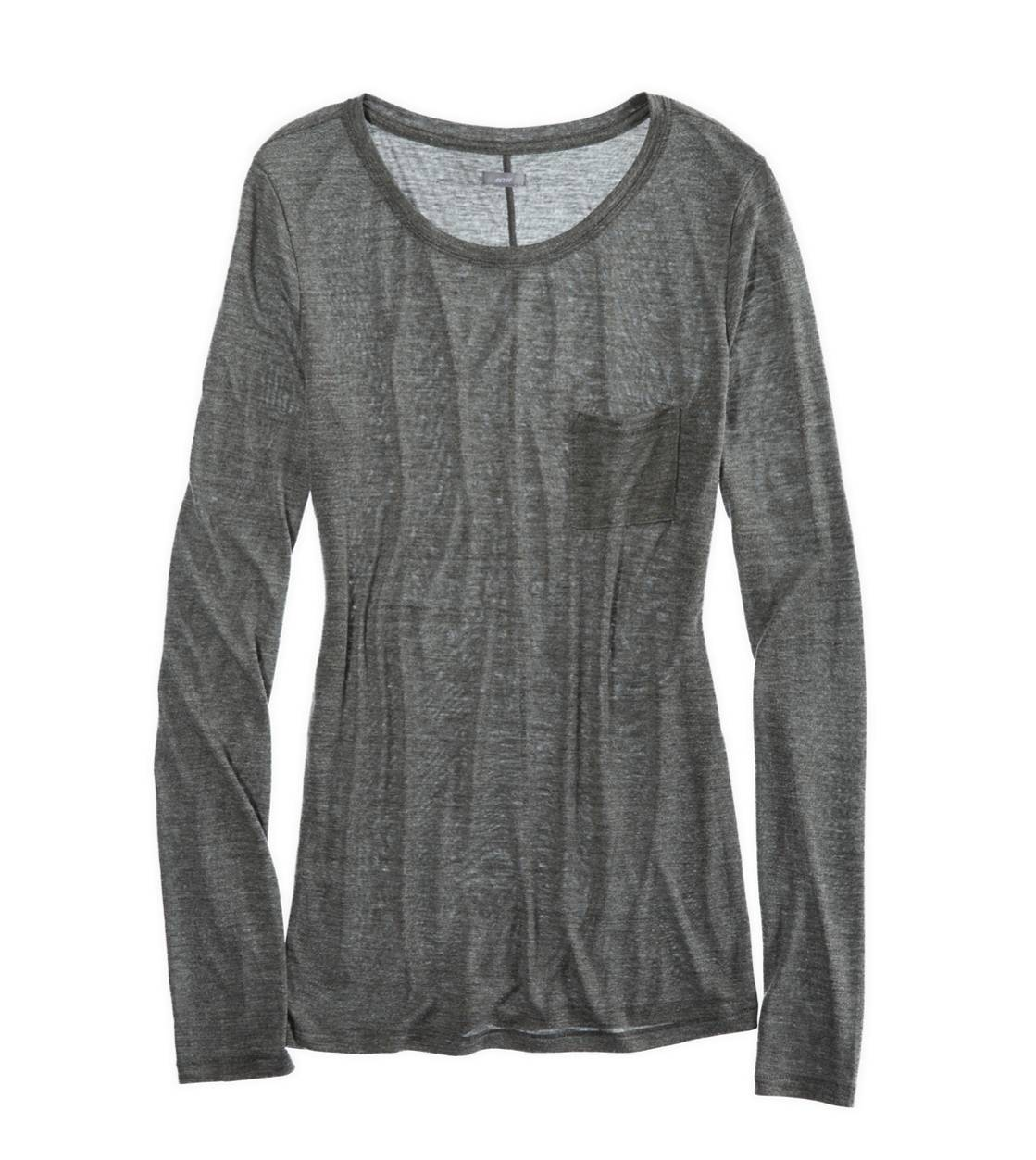 Gravel Aerie Comfiest Pocket T-Shirt