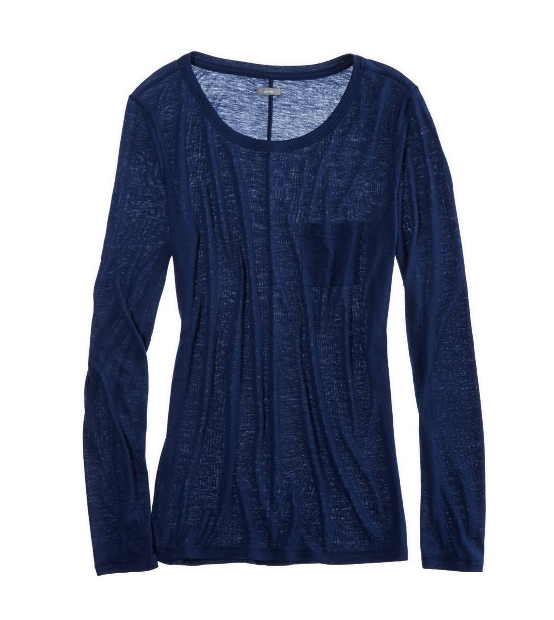 Odyssey Blue Aerie Comfiest Pocket T-Shirt